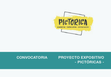 Convocatoria Proyecto Expositivo -Pictóricas-