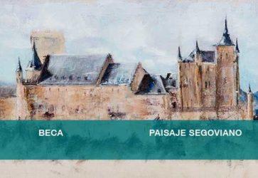 Beca Paisaje Segoviano